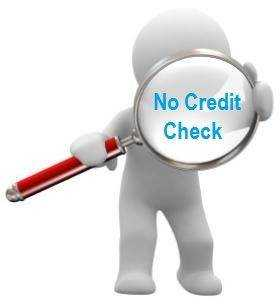 Loans With No Credit Check